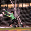 Menlo-Atherton Boys Soccer defeats Palo Alto High,  February 22, 2017.