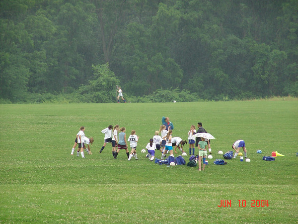 2004-06-11, Tryouts