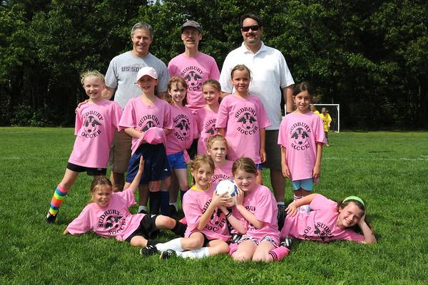 2013 Pink Pythons
