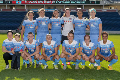 Chicago Red Stars Starting XI, Chicago City Clerk Susana Mendoza