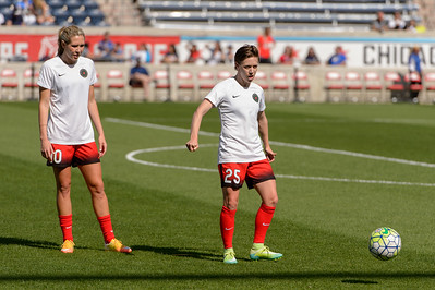 Allie Long, Meghan Klingenberg