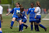 Twin City Rec Festival<br /> U10 Girls - Lightning, Angels, Spirit, Stars<br /> Saturday, May 07, 2011 at BB&T Soccer Park<br /> Advance, NC<br /> (file 125749_BV0H1135_1D4)