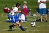 U8 Boys Arsenal vs Stingrays<br /> Twin City Rec Festival<br /> Saturday, May 15, 2010 at BB&T Soccer Park<br /> Advance, NC<br /> (file 100537_QE6Q6908_1D2N)