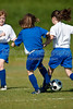 U8 Girls Hotshots vs Lightning<br /> Twin City Rec Festival<br /> Saturday, May 15, 2010 at BB&T Soccer Park<br /> Advance, NC<br /> (file 094616_803Q2484_1D3)