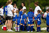 Twin City Rec Festival U8 Girls - Pink Lightning, Heatwave, Coyotes, Impact Saturday, May 07, 2011 at BB&T Soccer Park Advance, NC (file 101156_BV0H0444_1D4)