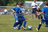 U9-10 Boys Jaguars vs Azzuri<br /> Twin City Rec Festival<br /> Saturday, May 15, 2010 at BB&T Soccer Park<br /> Advance, NC<br /> (file 115145_QE6Q7053_1D2N)