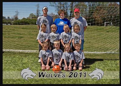 Richlands Wolves