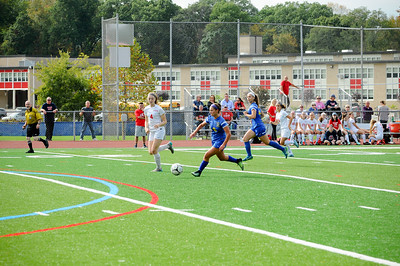 Roy C. Ketcham Vs. Mahopac Girls Soccer