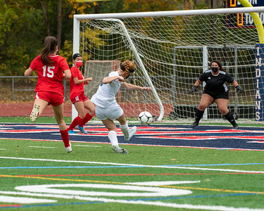 Section 1 Girls Soccer 2020
