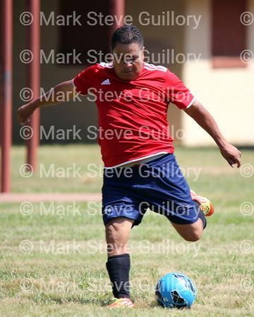Soccer - A C Steere Park 081515 001