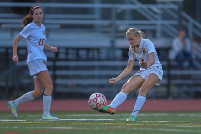 Menlo Atherton High School Girl's Varsity Soccer vs. San Mateo High, February 3, 2015