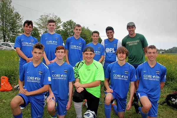 Seacoast United Storm - Father's Day 2017