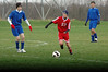 April 12, 2008<br /> Tippco Blue Heat vs Center Grove CG Fury<br /> Soccer Match<br /> at Tippco Fields West Lafayette, Indiana<br /> Boys U14 Youth Travel Soccer