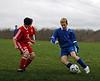 April 12, 2008<br /> Tippco Blue Heat vs Center Grove CG Fury<br /> Soccer Match<br /> at Tippco Fields West Lafayette, Indiana<br /> Boys U14 Youth Travel Soccer