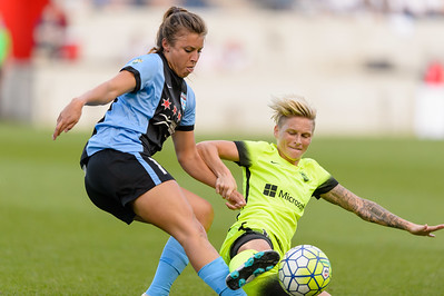 Seattle Reign @ Chicago Red Stars @ Toyota Park 09.04.16