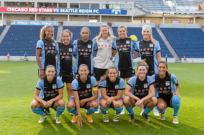 Chicago Red Stars Starting XI