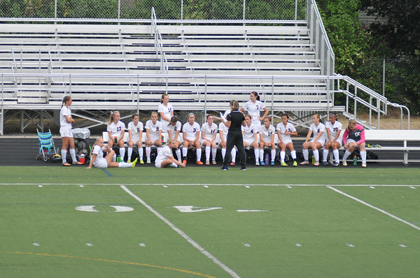 Sherwood Lady Bowmen Soccer