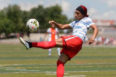 Sky Blue FC @ Chicago Red Stars @ Benedictine University 08.12.15