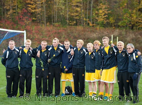 Bow Varsity Soccer Seniors