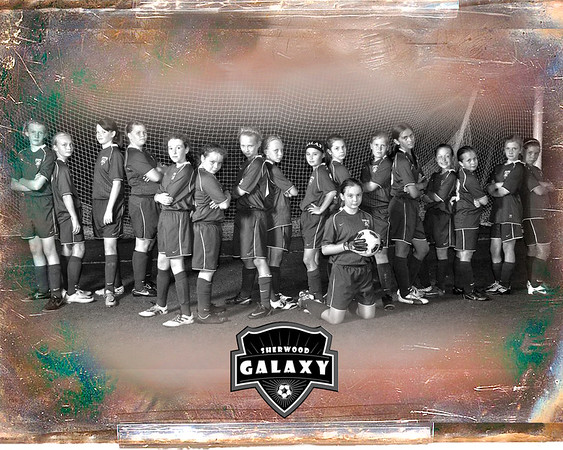 2011 Galaxy Team Pictures