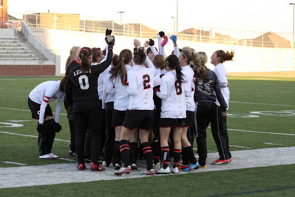Legacy Lady Broncos vs Timberview