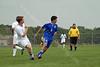 #15 Alex<br /> High School Soccer<br /> September 10, 2011<br /> Harrison Raiders<br /> vs<br /> Frankfort Hot Dogs