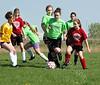 2946<br /> <br /> April 21 2006 <br /> GLRSA  Girls Soccer Match<br />  at Cat Fields<br />  Lafayette Indiana
