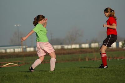 GLRSA Girls Soccer at Cat Fields Lafayette Indiana