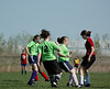 2942<br /> <br /> April 21 2006 <br /> GLRSA  Girls Soccer Match<br />  at Cat Fields<br />  Lafayette Indiana