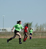 2935<br /> <br /> April 21 2006 <br /> GLRSA  Girls Soccer Match<br />  at Cat Fields<br />  Lafayette Indiana