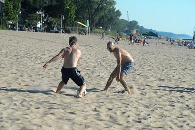 Beach Soccer Fun