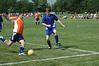 Sullivan Soccer Player Shot on Goal<br /> June 2, 2006<br /> West Lafayette, Indiana<br /> Blue Heat vs Sullivan