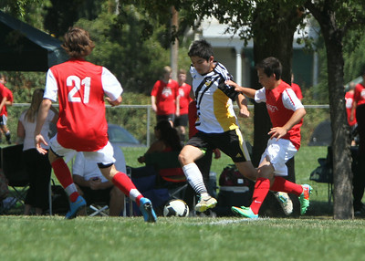 Soccer Benicia Arsenal U17 Cherry Island Turnament