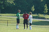 Michael coaching Hoffmann and Amos at IU Soccer Camp<br /> 2007 <br /> IU Soccer Camp<br /> Bloomington, Indiana<br /> Boys Soccer