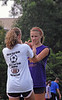 July 23, 2009<br /> HHS Youth Soccer Camp<br /> Chyna - Hayley