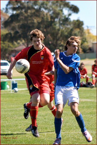 Soccer - Magic 15As grand final 11 Sept 2010