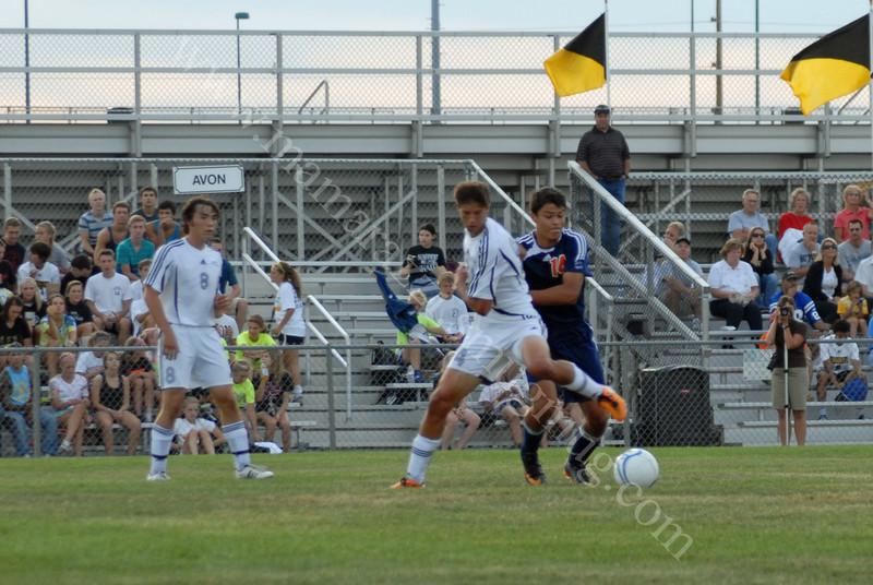 High School Soccer<br /> August 30, 2011<br /> Harrison<br /> vs <br /> Avon