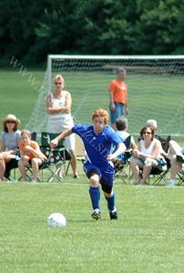 Jr Bronchos vs Tippco Club Soccer  2006 Soccer Tournament