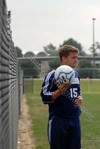 Frankfort vs Harrison High School Soccer September 11, 2010
