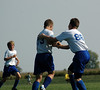 Tippco Blue Heat vs Muncie StarSoccer<br /> 9-23-07<br /> Zach - Alex