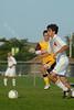 September 3, 2009<br /> West Lafayette, Indiana<br /> Soccer Field<br /> High School Soccer Game<br /> McCutcheon Mavericks<br /> vs<br /> West Lafayette Red Devils