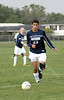 October 1, 2009<br /> Benton Central vs Harrison<br /> Rainy Cold Day<br /> Men's High School Soccer