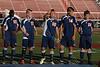 2011<br /> #15 Alex -FOCUS- before game starts