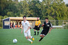 Indiana High School Soccer Action Photo