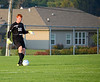 High School Varsity Soccer Goalie<br /> August 20, 2013<br /> Harrison vs Westfield<br /> Image ID # 7456
