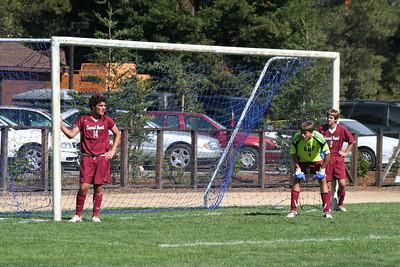Soccer - Sacred Heart Prep vs Woodside Priory - Sep 01, 2006