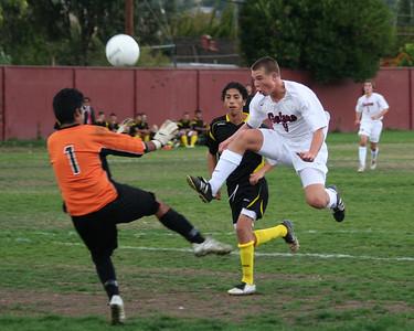 Soccer - Sacred Heart Prep vs Latino College Prep - Nov 02, 2006