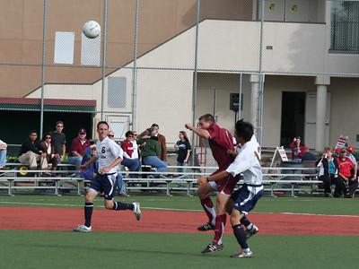 Soccer - Sacred Heart Prep vs Kings Academy (CCS Championship) - Nov 04, 2006
