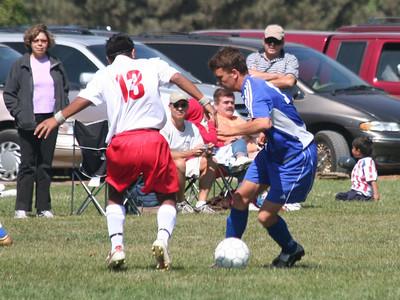 Soccer - San Carlos Barracudas