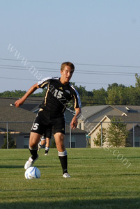 Avon vs Harrison  High School Soccer August 31, 2010